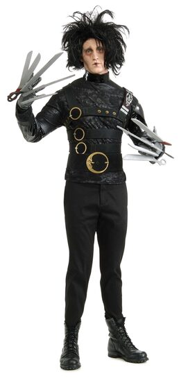 Scary Edward Scissorhands Adult Costume