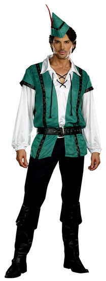 Up to No Good Robin Hood Adult Costume