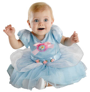 Disney Princess Cinderella Baby Costume