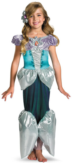 Disney Ariel Mermaid Kids Costume
