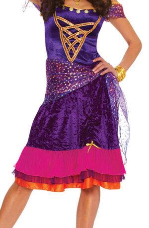 Sexy Mystical Gypsy Costume