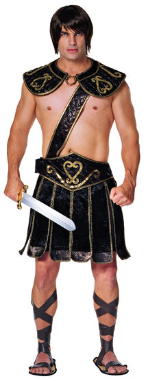 Mens Hunky Roman Adult Costume
