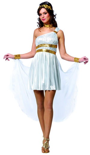 Sexy Diva Venus Greek Goddess Costume