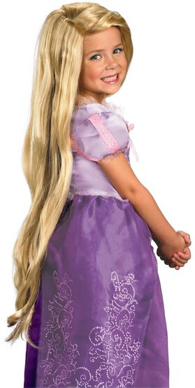 Rapunzel Disney Princess Wig
