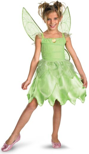 Disney Fairy Rescue Tinkerbell Kids Costume