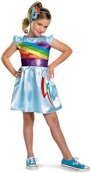 Rainbow Dash My Little Pony Kids Costume