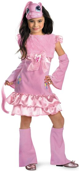 Pinkie Pie My Little Pony Kids Costume