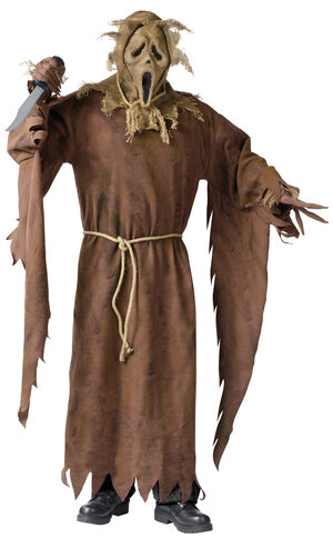 Scream Scarecrow Ghost Adult Costume