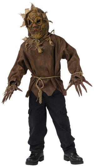 Boys Evil Scarecrow Kids Costume