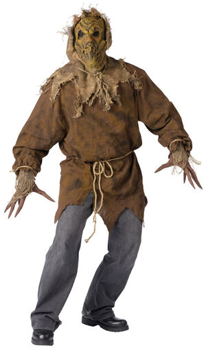 Mens Evil Scarecrow Adult Costume