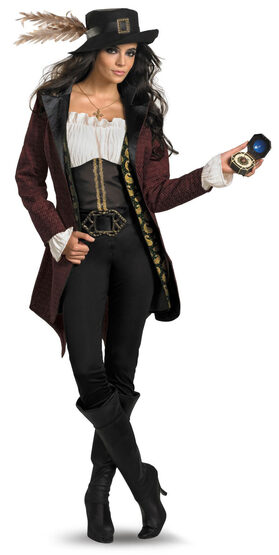 Angelica Pirates of the Caribbean Adult Costume