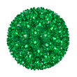 "Green 6"" LED Halloween Light Sphere"