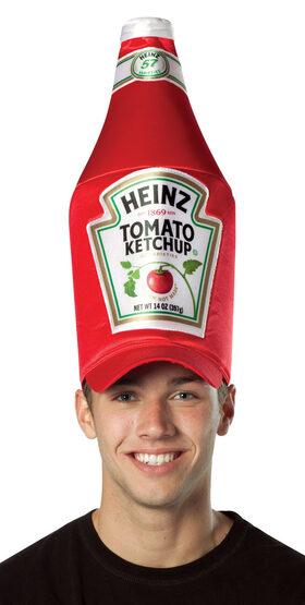 Heinz Ketchup Hat