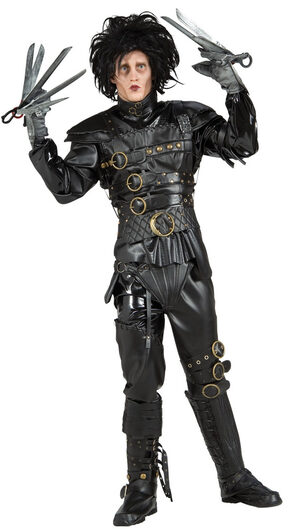 Grand Heritage Edward Scissorhands Adult Costume