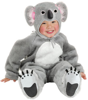 Little Koala Bear Baby Costume