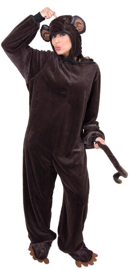 Monkey Business Adult Costume
