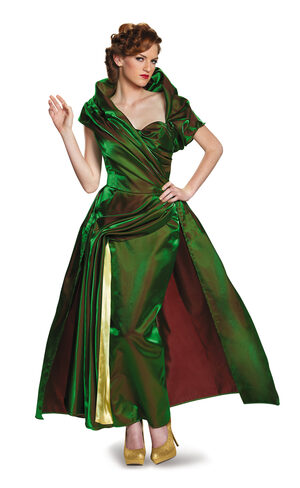Lady Tremaine Prestige Cinderella Adult Costume