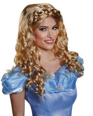 Cinderella Adult Wig