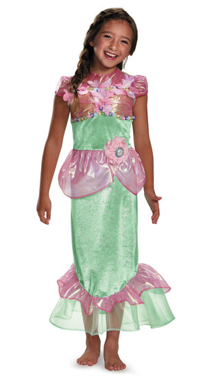 Magnificent Mermaid Kids Costume