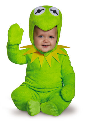 Kermit the Frog Baby Costume