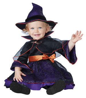 Hocus Pocus Witch Baby Costume