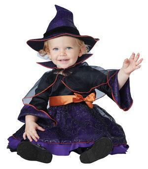 Hocus Pocus Witch Baby Costume