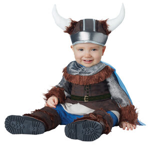 LiL' Mighty Viking Baby Costume