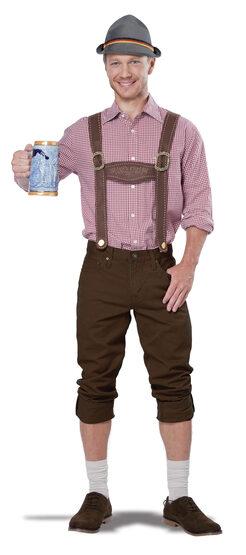 Lederhosen Kit Adult Costume