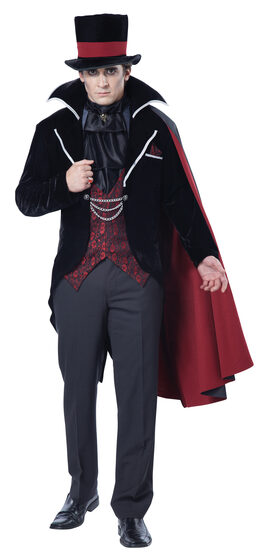 Immortal Vampire Groom Adult Costume