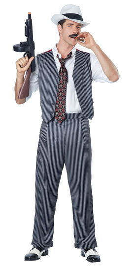 1920s Mobster Adult Costume