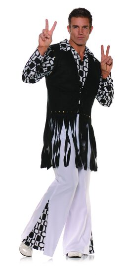 70's Feelin Groovy Retro Adult Costume