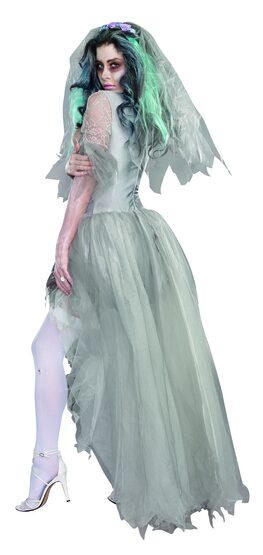 Bride of Doom Adult Costume