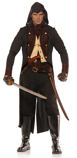 Eliminator Pirate Adult Costume