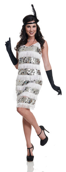 1920s Gatsby Girl Adult Costume