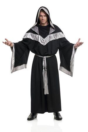 Malevolent Dark Sorcerer Adult Costume