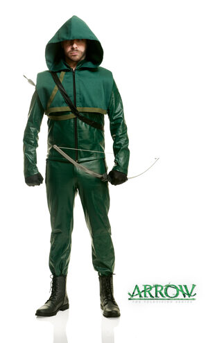 Green Arrow Adult Costume