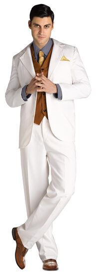 Jay Gatsby 1920s Adult Costume