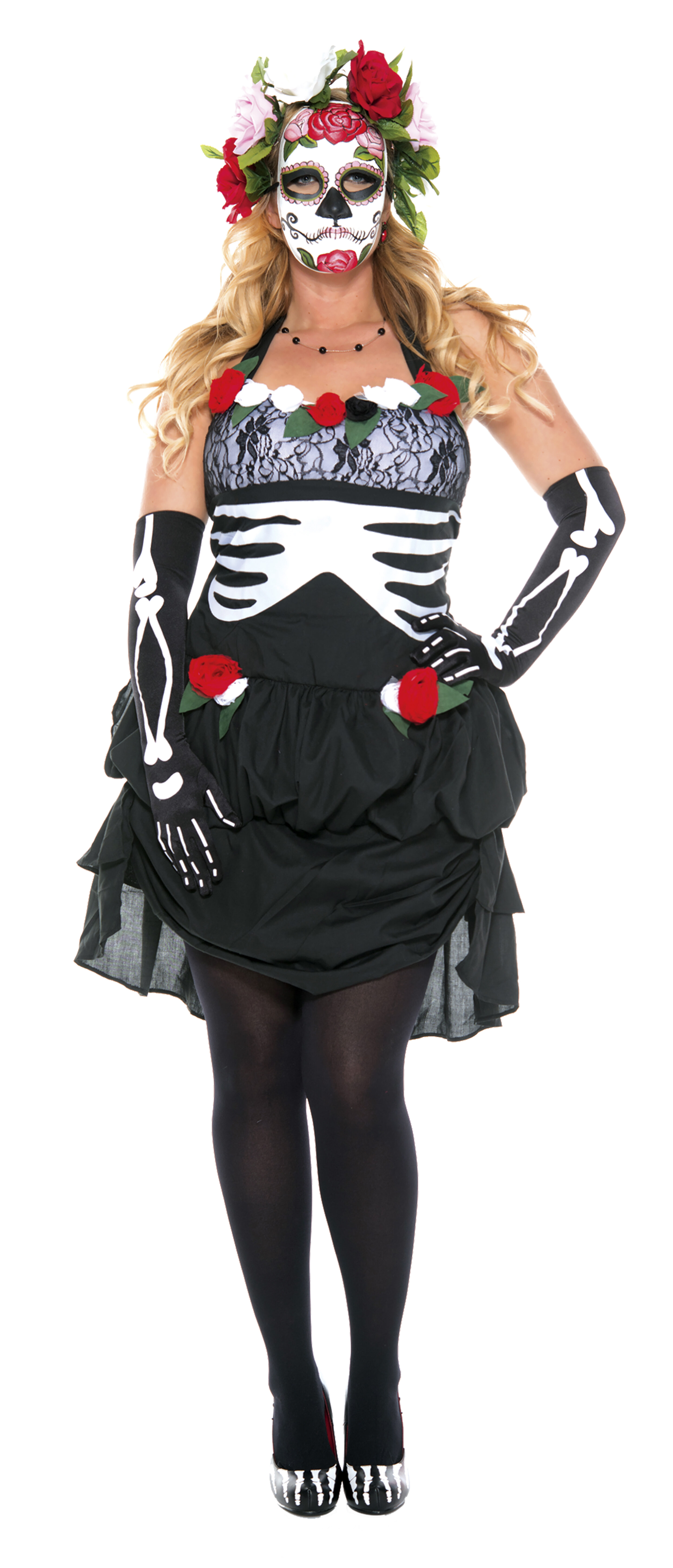 day of the dead costumes plus size - oyu.armanmarine.co