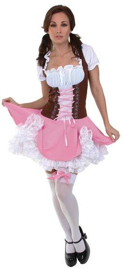 Sexy Heidi Hottie Oktoberfest Costume