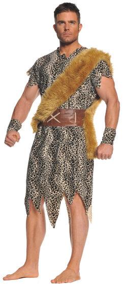 Cave Dwelling Caveman Adult Costume