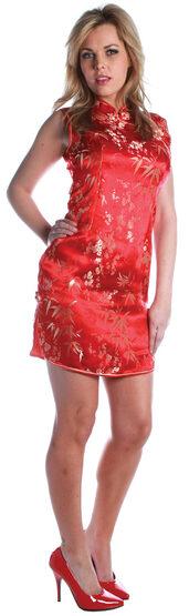 Sexy Asian Beauty Costume