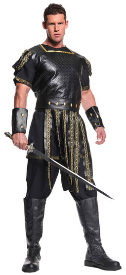 Mens Roman Warrior Adult Costume