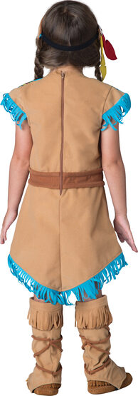 Little Indian Princess Kids Costume