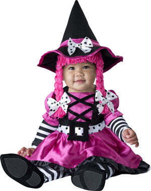Wee Witch Baby Costume
