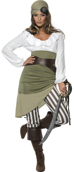 Shipmate Sweetie Pirate Wench Adult Costume