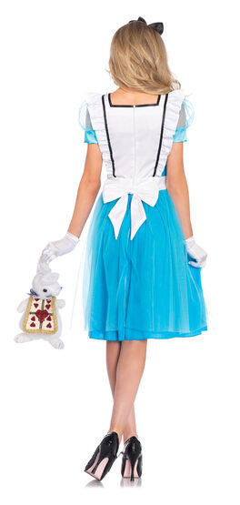 Classic Alice in Wonderland Adult Costume