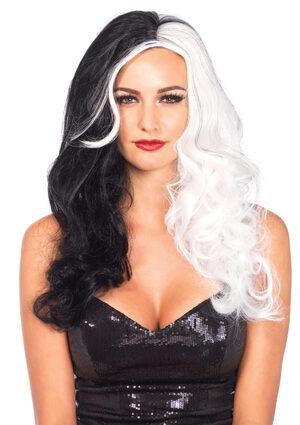 Cruella The Villain Wig