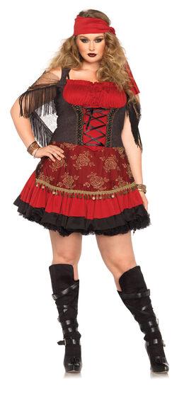 Mystic Vixen Gypsy Plus Size Costume