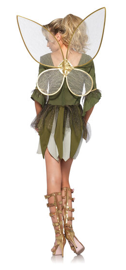 Sexy Rebel Tinkerbell Costume