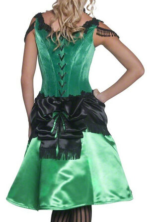 Western Saloon Girl Adult Costume